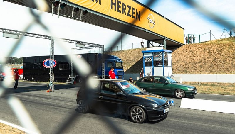 Back to the Roots: 24. Opel-Fantreffen in Oschersleben