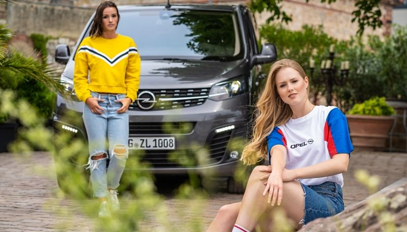 Das hat Style: Die Opel-Vintage-Collection brandneu im Opel-Shop
